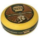 Mykko Gollandskyi Gouda Hard Cheese - buy, prices for CityMarket - photo 1
