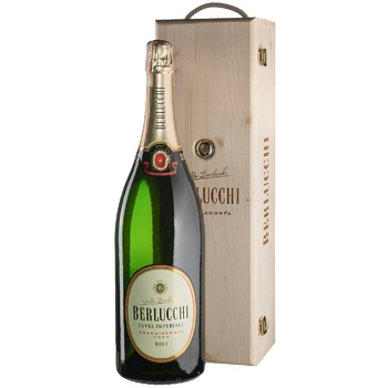 Berlucchi Brut Box White Brut Sparkling Wine 12,5% 0,75l - buy, prices for CityMarket - photo 3
