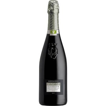 Вино игристое Bortolomiol Lus Naturae Valdobbiadene белое брют 12% 0,75л - купить, цены на СитиМаркет - фото 1