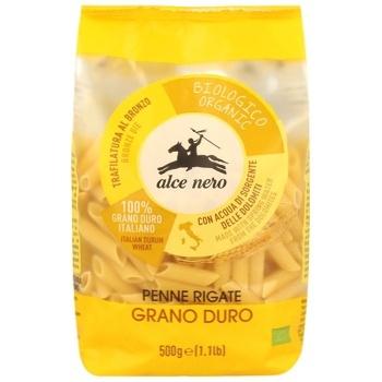 Макаронные изделия Alce Nero Пенне из твердых сортов пшеницы 500г - купить, цены на СитиМаркет - фото 1