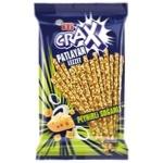 Соломка ETI crax cheese&onion 50г