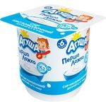 Agusha Classic Cottage Cheese for Babies from 6 Months 4,5% 100g