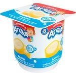 Agusha Banana Flavored Cottage Cheese for Babies from 8 Months 3,9% 100g