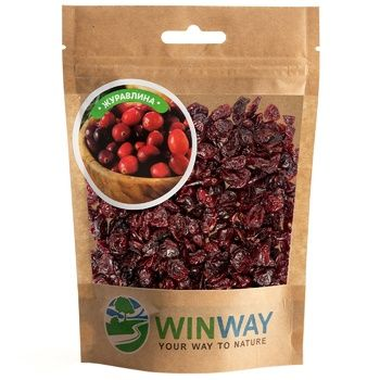 Winway Dried Cranberry 100g - buy, prices for CityMarket - photo 1