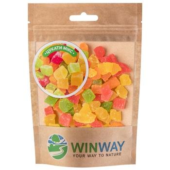 Микс кубики Winway 100г - купить, цены на Ашан - фото 1