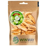 Яблоки Winway сушеные ломтиками 35г