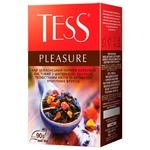 Чай чорний Tess Pleasure 90г