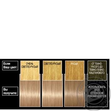Фарба для волосся L'Oreal Recital Preference 9.1 Вікінг дуже світло-русявий попелястий - купити, ціни на Novus - фото 2