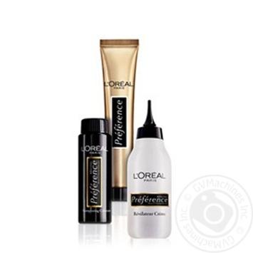 Краска для волос L'Oreal Recital Preference 5.25 Антигуа каштановый перламутровый - купить, цены на Novus - фото 4