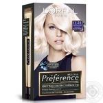Краска для волос L'Oreal Recital Preference 11.21 Ультраблонд холодный перламутровый