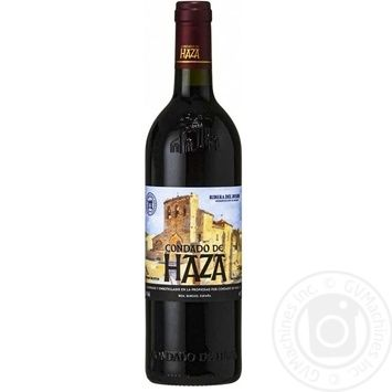 Condado de Haza Crianza Wine red dry 14% 0,75l - buy, prices for CityMarket - photo 1