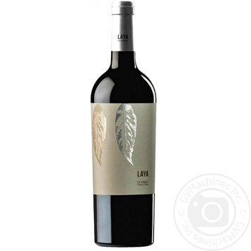 Laya Wine red dry 14.5% 0,75l - buy, prices for CityMarket - photo 1