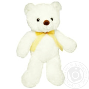Іграшка м'яка Aurora ведмідь білий 46см