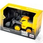 Іграшка Навантажувач Volvo в коробці арт. 2419