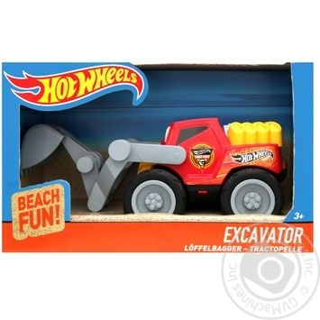 Іграшка Екскаватор Hot Wheels в коробці Klein
