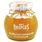 Конфітюр Mrs. Bridges Святкування апельс.та шампанс.скл 340г
