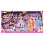 Лялька Defa Lucy з нарядами і аксесуарами