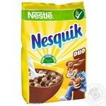 Готовый сухой завтрак Nesquik Duo с витаминами и минералами 225г