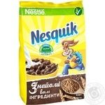 Готовий сніданок Nesquik шоколадний 225г - купити, ціни на Ашан - фото 1