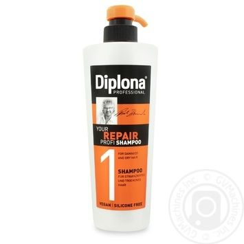 Shampoo Diplona for the dry damaged hair 600ml - buy, prices for Novus - image 1