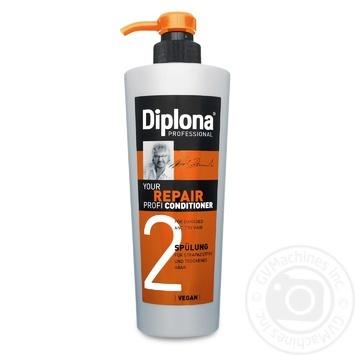 Кондиціонер Diplona Professional Repair для сухого волосся 600мл - купити, ціни на МегаМаркет - фото 1
