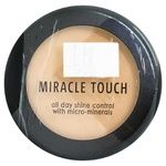 Пудра для обличчя LN Professional Miracle Touch tone 202 12г