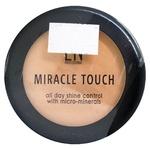 Пудра для обличчя LN Professional Miracle Touch tone 206 12г