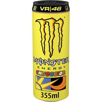 Напій Monster Energy The Doctor безалкогольний сильногазований енергетичний з/б 355мл - купити, ціни на МегаМаркет - фото 1
