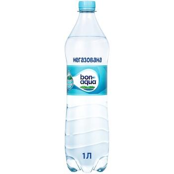 Вода Bonaqua природна питна негазована 1л - купити, ціни на Фуршет - фото 1