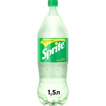 Sprite Non-Alcoholic Strong Carbonated Drink 1,5l - buy, prices for Furshet - image 1
