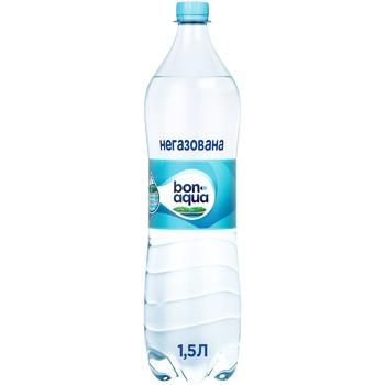 Вода Bonaqua природна питна негазована 1,5л