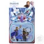 Детский набор лаков для ногтей Markwins Frozen с футляром 1599006E