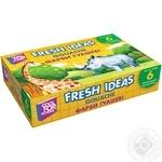 Краска гуаш Cool For School Fresh Ideas 6 цветовХ10мл