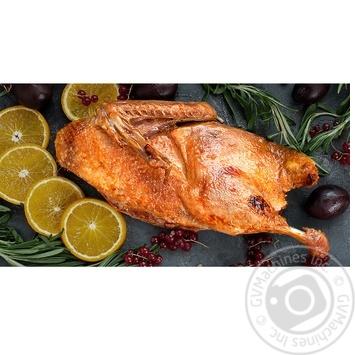 Качка по-пекінськи Чарівна їжа вакуумна упаковка - купити, ціни на МегаМаркет - фото 3