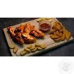 "Magic food ""Buffalo"" wings sous vide - buy, prices for Novus - image 3"