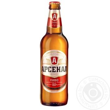 Arsenal Micne lager beer 8% 0,5l - buy, prices for Furshet - image 1