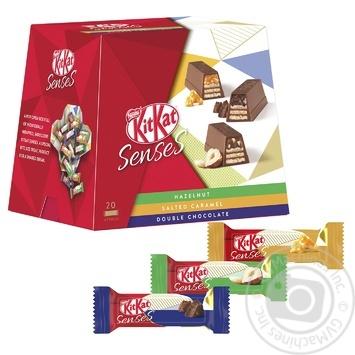 Набор конфет KitKat Senses Box 200г - купить, цены на Novus - фото 1