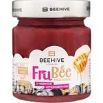 Мёд-крем Beehive смородина 250г