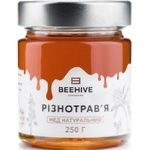 Мед Beehive Standard Разнотравье 250г