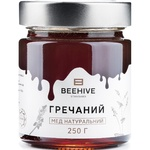 Beehive Standard Buckwheat Honey 250g