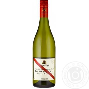 DArenberg The Hermit Crab 2017  Wine white dry 13% 0.75l - buy, prices for CityMarket - photo 1