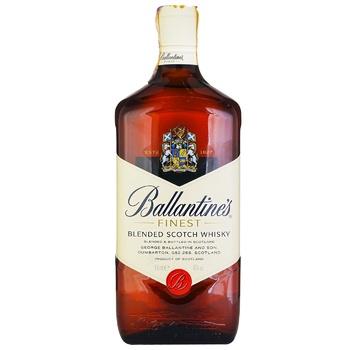Виски Ballantine's Finest 40% 1л