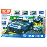 Iblock Toy Construction Police PL-920-22