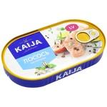 Kaija salmon fillet natural 170g