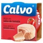 Тунець Calvo в томатному соусі 160г
