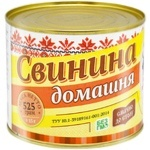 Etnichni miasnyky canned stewed pork 525g