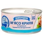 М'ясо криля Аквамарин 185г - купити, ціни на Метро - фото 1