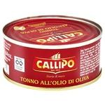 Callipo in olive oil fish tuna 160g
