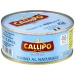 Callipo in own juice fish tuna 160g