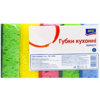 Aro for washing sponge 5pcs